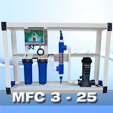 MFC3-25 Planta de potabilizacion